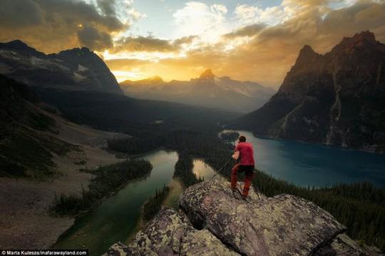 Đứng tim với cảnh đẹp mê hồn khắp thế giới - Ảnh 4.
