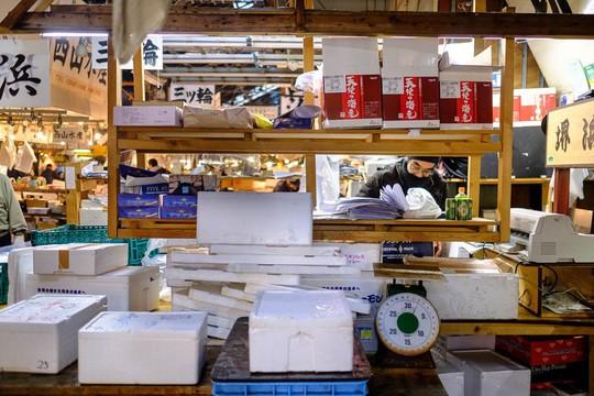 Chợ cá lớn nhất thế giới ở Nhật Bản - nơi bán những con cá triệu USD - Ảnh 5.