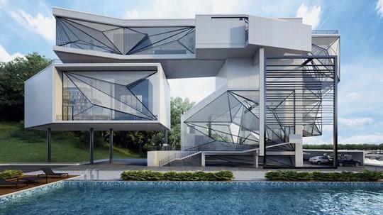 """10 ngôi nhà đẹp """"lạ"""" làm bằng vật liệu tái chế - Ảnh 5."""