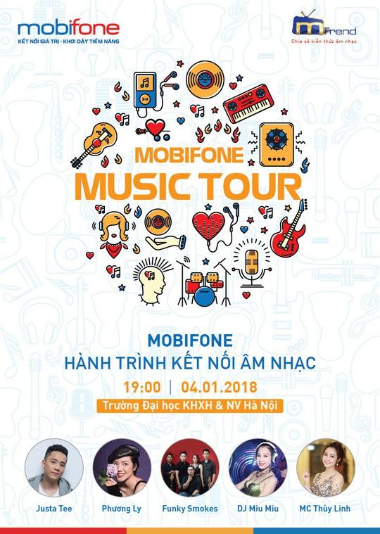 Khởi động năm mới đầy hứng khởi với đêm nhạc của MobiFone - Ảnh 6.