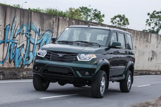 Xe Nga tại Việt Nam có giá từ 390 triệu đồng - Ảnh 2.