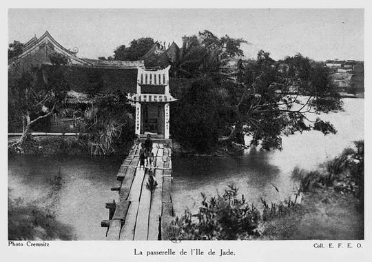Thú vị diện mạo Hồ Gươm hơn 1 thế kỷ trước - Ảnh 6.