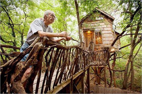 """10 ngôi nhà đẹp """"lạ"""" làm bằng vật liệu tái chế - Ảnh 6."""