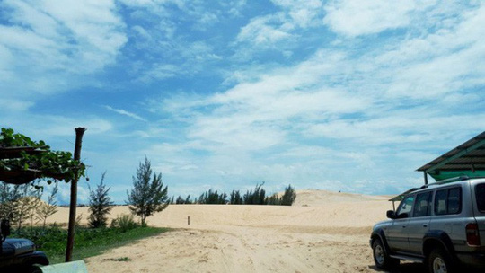 """Check in """"ốc đảo xanh giữa lòng sa mạc"""" đang gây sốt ở Bình Thuận - Ảnh 6."""