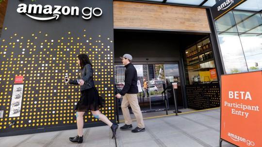 """""""Phát sốt"""" với cửa hàng không quầy tính tiền của Amazon - Ảnh 2."""