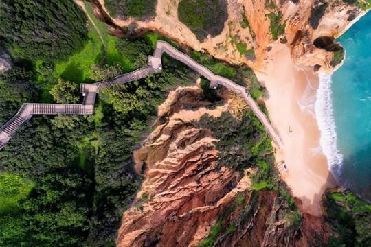 Chiêm ngưỡng 20 bức ảnh chụp từ trên không đẹp nhất năm 2017 - Ảnh 7.