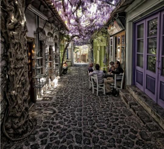 25 đường phố đẹp và đáng sống nhất thế giới - Ảnh 7.