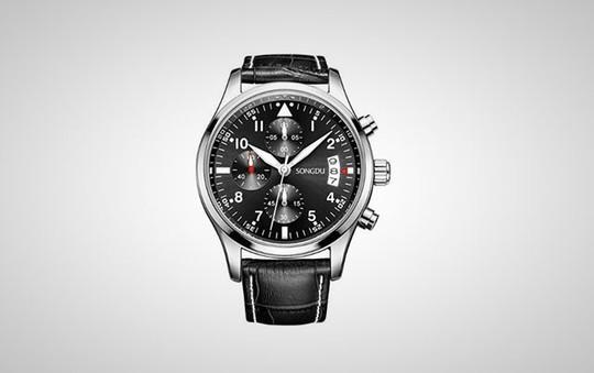 10 chiếc đồng hồ nam đáng mua nhất trong tầm giá dưới 1,5 triệu đồng - Ảnh 7.