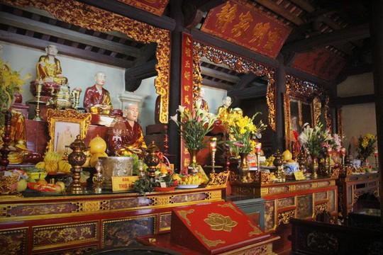 Cận cảnh ngôi chùa đẹp bậc nhất thế giới ở Hà Nội - Ảnh 7.