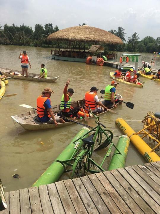 Điểm danh 4 khu sinh thái cực đẹp ngay gần Sài Gòn - Ảnh 8.