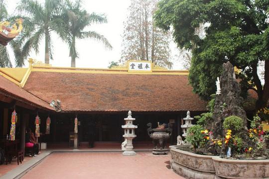 Cận cảnh ngôi chùa đẹp bậc nhất thế giới ở Hà Nội - Ảnh 8.