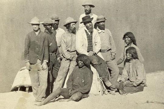 Bất ngờ về cảnh tượng miền Tây nước Mỹ 150 năm về trước - Ảnh 8.