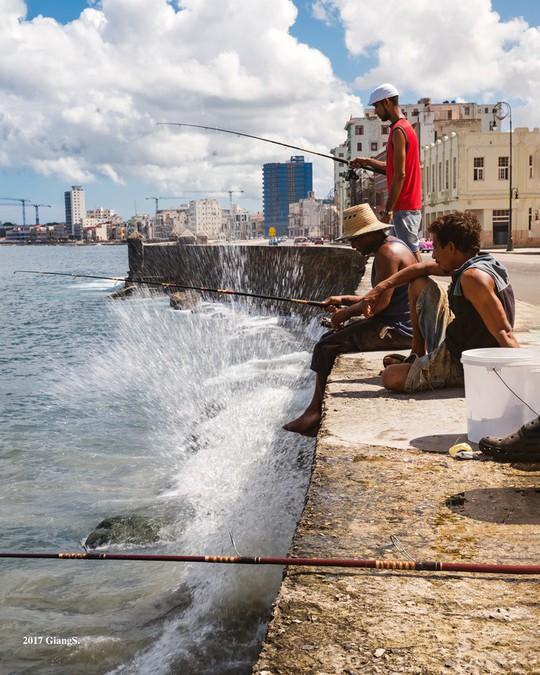 Cuba vừa lạ vừa quen qua mắt du khách Việt - Ảnh 9.