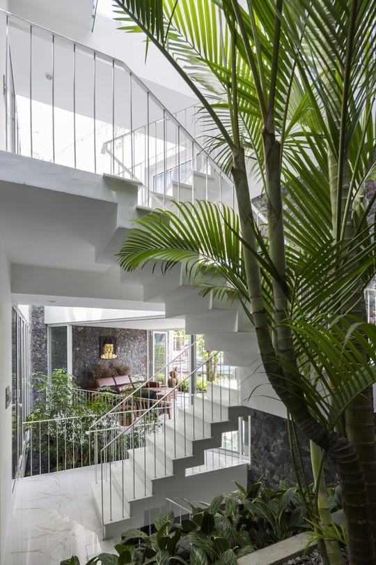 Ngôi nhà đẹp ở Nha Trang lên trang nhất báo Tây - Ảnh 9.
