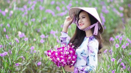 Không thể tin nổi giữa Sài Gòn có cánh đồng hoa đẹp đến thế! - Ảnh 9.