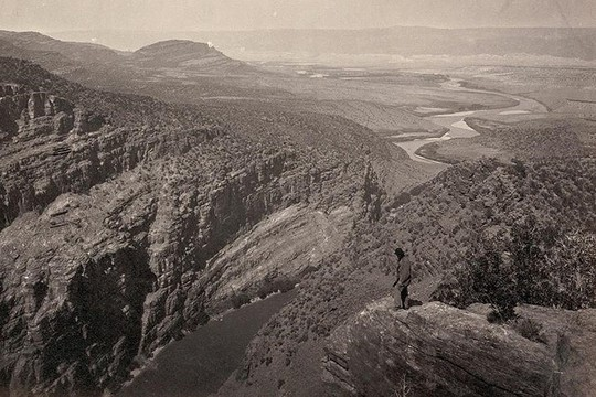 Bất ngờ về cảnh tượng miền Tây nước Mỹ 150 năm về trước - Ảnh 9.