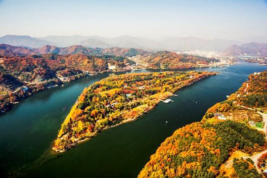 Mùa thu tại hòn đảo trong phim Bản tình ca mùa đông - Ảnh 9.