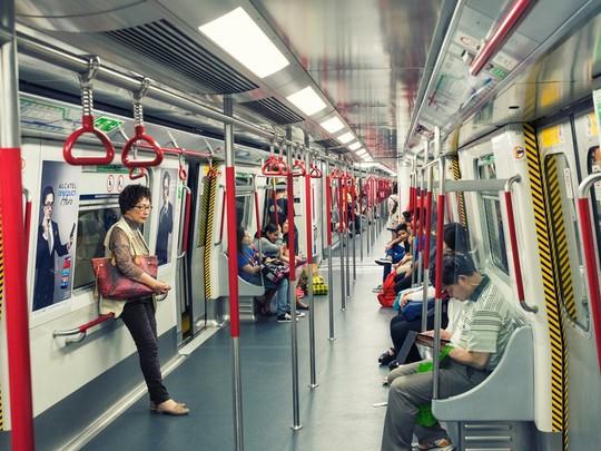 Vì sao khách nước ngoài mê tàu điện ngầm Hong Kong? - Ảnh 10.