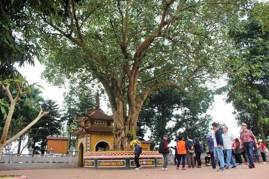 Cận cảnh ngôi chùa đẹp bậc nhất thế giới ở Hà Nội - Ảnh 10.