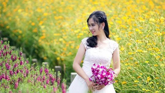 Không thể tin nổi giữa Sài Gòn có cánh đồng hoa đẹp đến thế! - Ảnh 10.