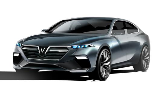 Vinfast mua bản quyền ô tô từ BMW - Ảnh 1.
