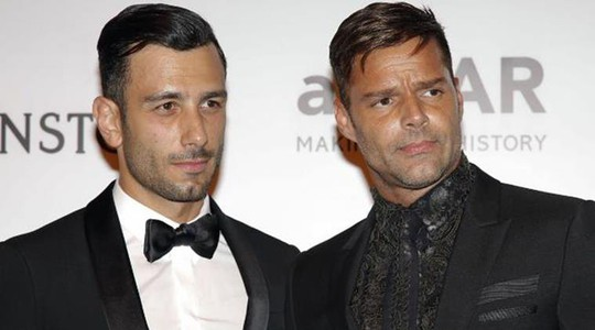 Nam ca sĩ Ricky Martin kết hôn nam nghệ sĩ Jwan Yosef - Ảnh 2.