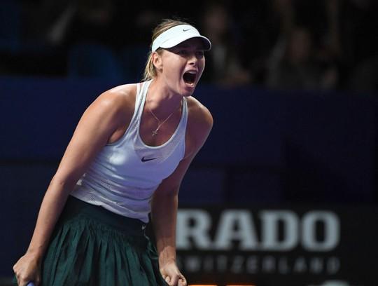 Sharapova lọt vào bán kết Giải Thâm Quyến mở rộng - Ảnh 2.