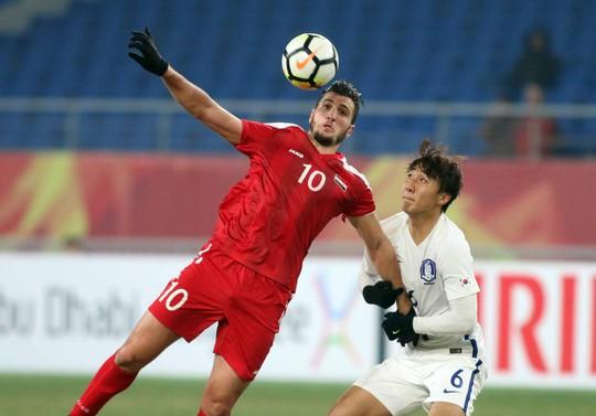 8 cầu thủ U23 Syria sinh ngày 1-1: Có sai nhưng được… thông cảm! - Ảnh 2.