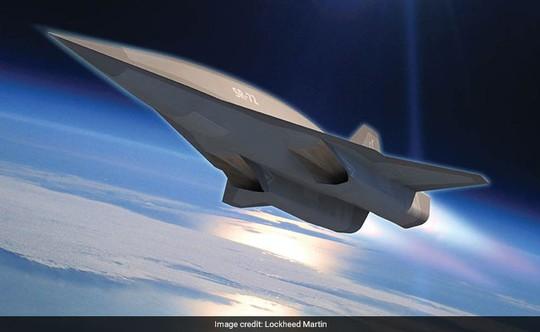 Máy bay trinh sát siêu tốc độ của Mỹ tái xuất? - Ảnh 1.