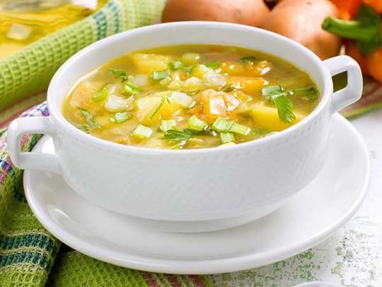 Những món súp ngon bổ giúp bạn giảm cân siêu tốc - Ảnh 1.