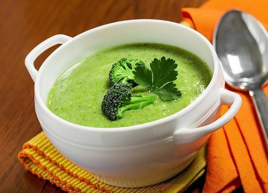 Những món súp ngon bổ giúp bạn giảm cân siêu tốc - Ảnh 3.