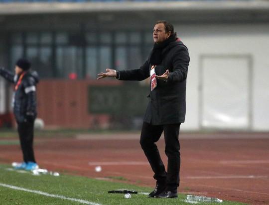 HLV U23 Syria: U23 Việt Nam phòng ngự đẳng cấp, thủ môn xuất sắc - Ảnh 1.