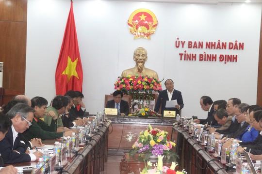Bình Định tha thiết kiến nghị thu hồi cảng Quy Nhơn về cho Nhà nước - Ảnh 3.