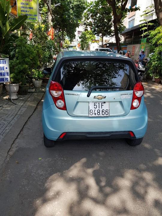 Bắt tài xế Uber cướp tài sản của nữ đại gia - Ảnh 2.