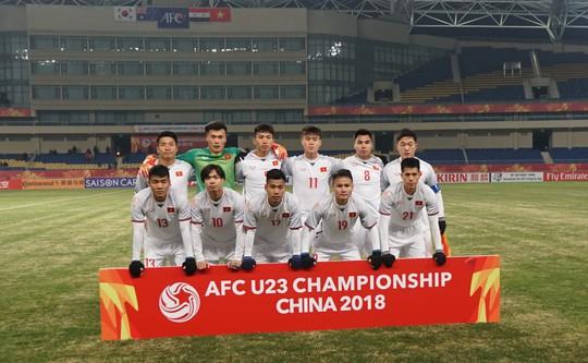 U23 Việt Nam - U23 Hàn Quốc 1-2: Có đôi chút tiếc nuối - Ảnh 1.