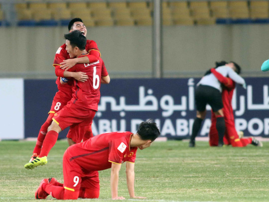 U23 Việt Nam khiến Úc thán phục - Ảnh 1.
