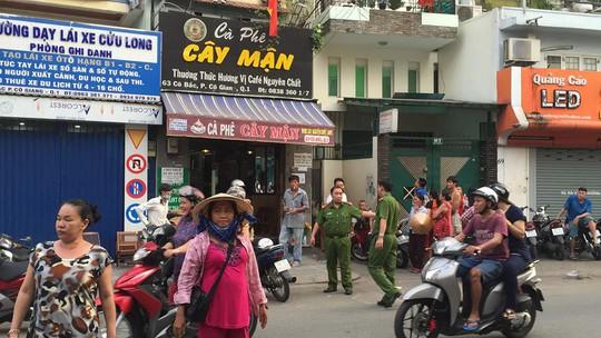 Tìm 1 người Hàn Quốc sau cái chết của 1 phụ nữ ở quận 1 - Ảnh 1.