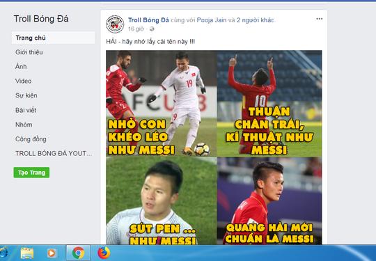 Cơn sốt U23 Việt Nam vẫn nóng trên mạng xã hội - Ảnh 3.