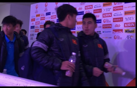 Giải mã bí quyết phục hồi thể lực của U23 Việt Nam - Ảnh 2.