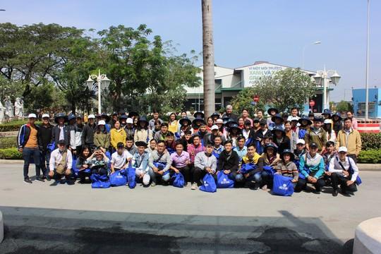 Sinh viên Đại học Tây Đô học thực tế tại Đa Phước - Ảnh 2.
