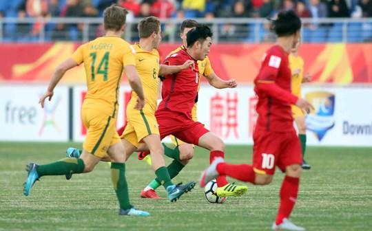 U23 Việt Nam thắp cơ hội vào tứ kết, Hàn Quốc có nguy cơ bị loại - Ảnh 4.