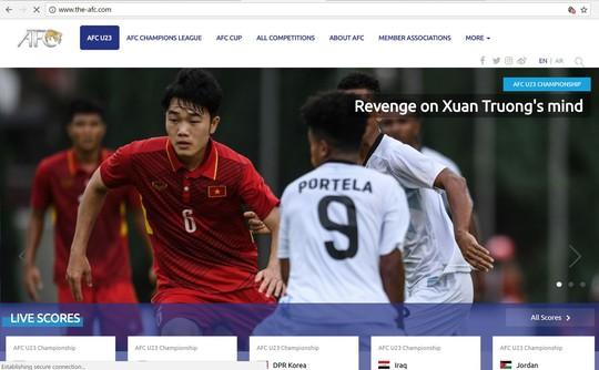 AFC viết: Xuân Trường từng muốn đấm thủ môn U23 Hàn Quốc - Ảnh 1.