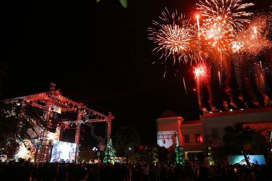 FLC Countdown Party 2019 khuấy động Sầm Sơn - Ảnh 14.