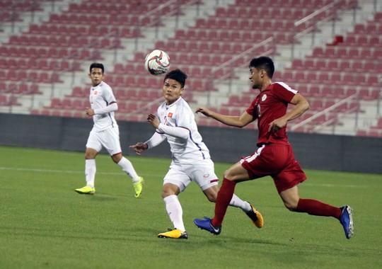 Đá 3 hiệp, tuyển Việt Nam đánh bại Philippines 4-2 - Ảnh 2.