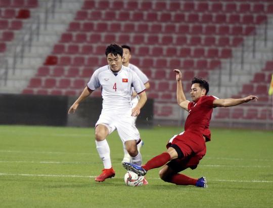 Đá 3 hiệp, tuyển Việt Nam đánh bại Philippines 4-2 - Ảnh 1.