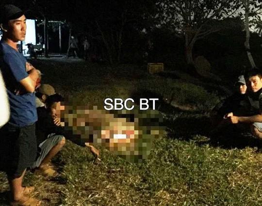 Bình Thuận: Án mạng sau chầu nhậu, 2 người chết - Ảnh 1.