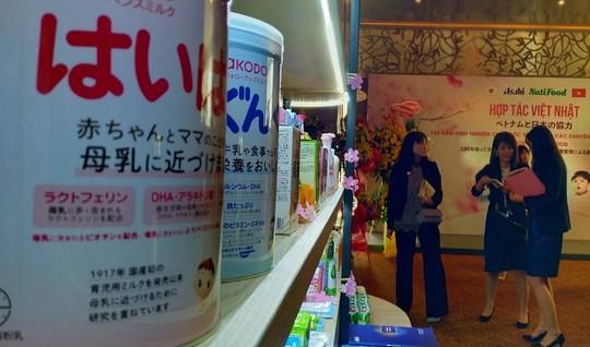 """Thị trường sản phẩm """"mẹ và bé"""" Việt Nam hấp dẫn đại gia Nhật - Ảnh 1."""