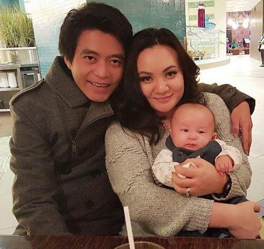 Bé Xuân Mai sinh con thứ 3 sau 3 năm kết hôn ở Mỹ - Ảnh 1.