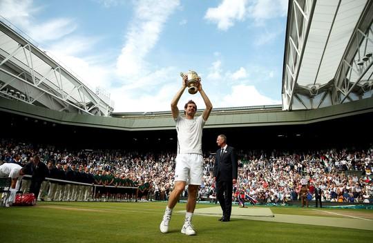 Tuyên bố giải nghệ, Andy Murray được các sao nữ vinh danh - Ảnh 3.