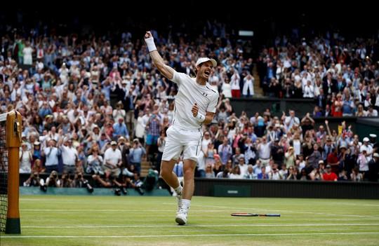 Tuyên bố giải nghệ, Andy Murray được các sao nữ vinh danh - Ảnh 2.